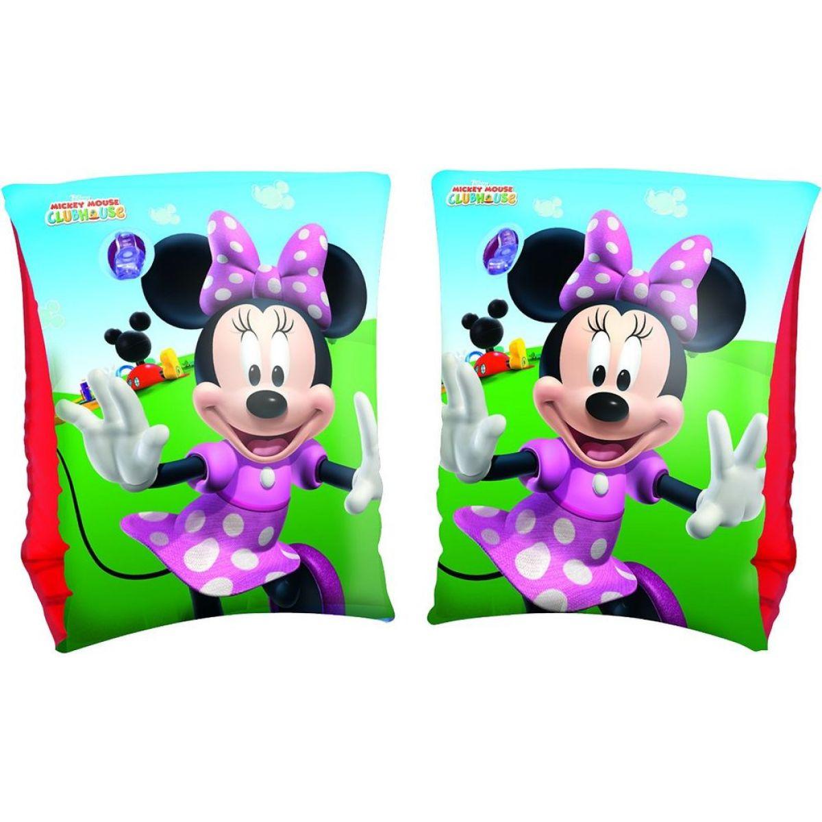 Bestway Disney Mickey Minnie Nafukovací rukávky - Minnie