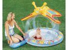Bestway Nafukovací bazén Motýl se stříškou 2