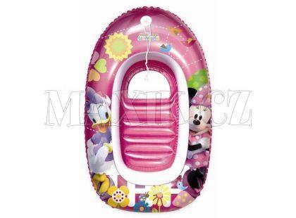 Bestway Nafukovací dětský raft Minnie a Daisy
