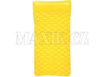 Bestway Nafukovací matrace 213x86cm - Žlutá