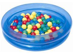 Bestway Nafukovací bazén průměr 91 cm modrý