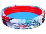 Bestway Nafukovací bazén Spiderman 3 pruhy průměr 152 cm