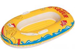 Bestway Nafukovací člun Junior - Žlutá