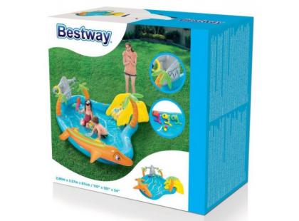 Bestway nafukovací hrací centrum moře 280x257x87 cm