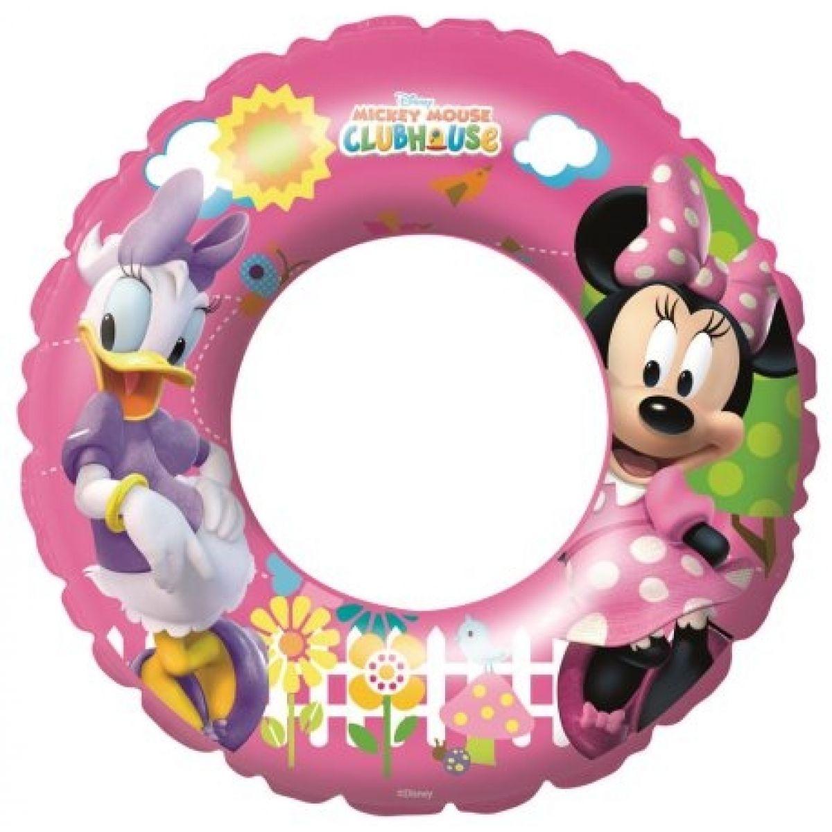 Bestway Nafukovací kruh Minnie 56 cm