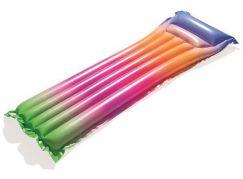 Bestway Nafukovací matrace 183 x 69 cm fialovo-oranžová