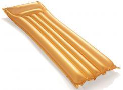 Bestway Nafukovací matrace zlatá 183 x 69 cm