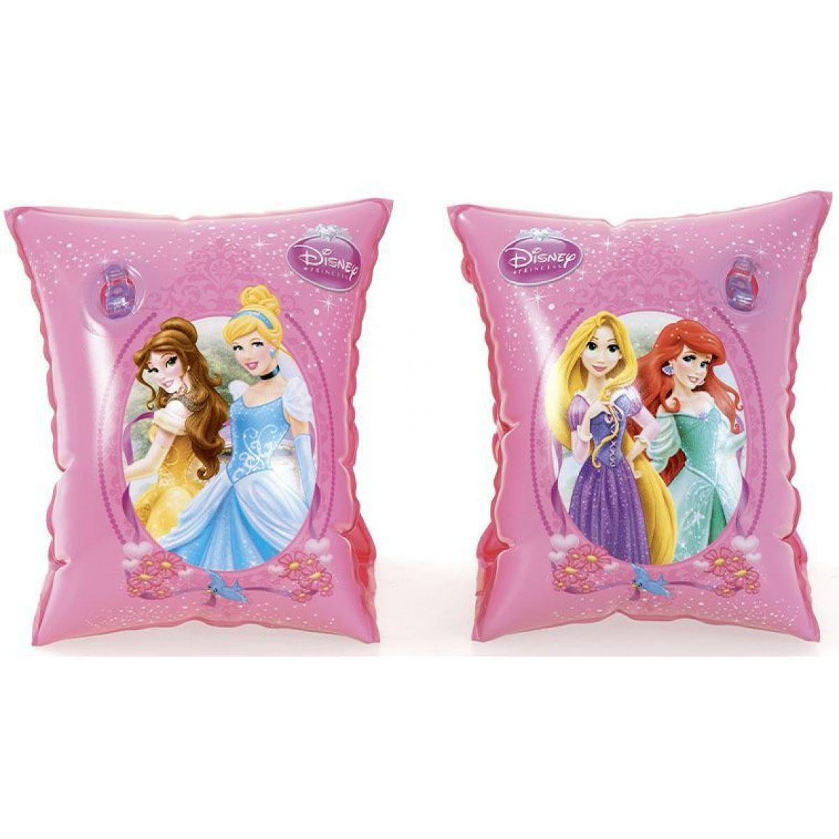 Bestway Nafukovací rukávky Princezny 23 x 15 cm