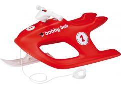Big Bobby Bob na sníh červený
