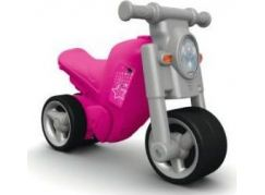 Big Girlie Bike Odrážedlo růžové - Poškozený obal