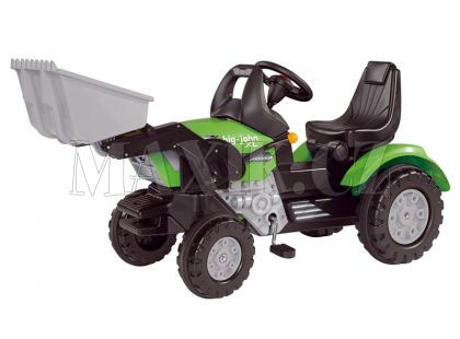Big Šlapací traktor John XL se lžící