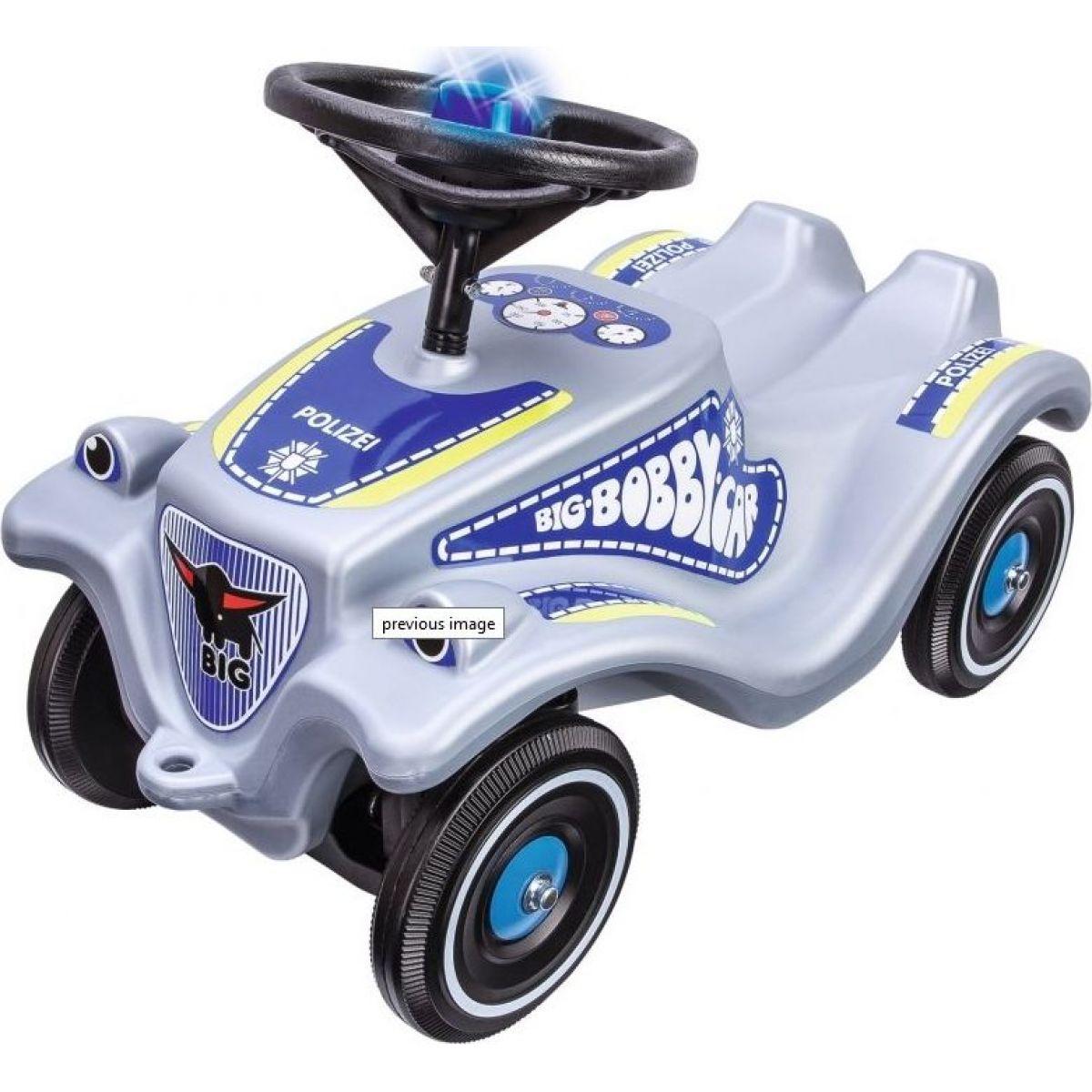 Big Odstrkovadlo auto Bobby Policie