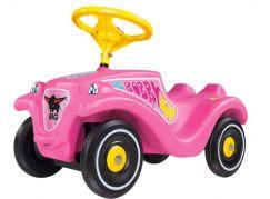 Big Odstrkovadlo auto Bobby růžové