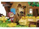 Big PlayBIG Bloxx Máša a medvěd Stavebnice Míšův dům 4