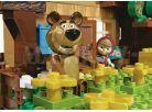 Big PlayBIG Bloxx Máša a medvěd Stavebnice Míšův dům 5
