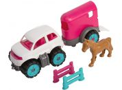 Big Power Mini Auto s přívěsem pro koně 29 cm