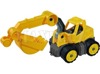 Big Power Worker Mini Bagr 23cm