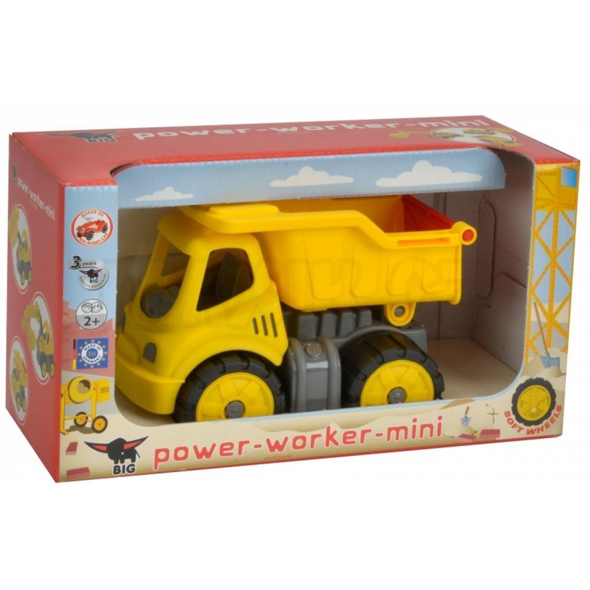 big power worker mini skl p ka 16 5cm max kovy hra ky. Black Bedroom Furniture Sets. Home Design Ideas