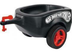 Big Přívěsný vozík Bobby car černý
