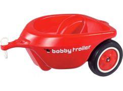 Big Přívěsný vozík Bobby Car červený