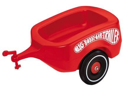 Big Přívěsný vozík Bobby červený