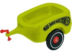 Big Přívěsný vozík Bobby zelený
