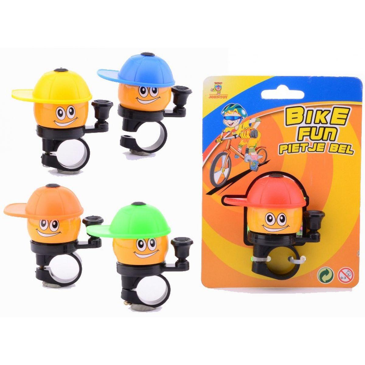 Bike Fun Zvonek na kolo