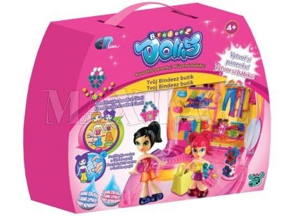 Bindeez Dolls start - Butik