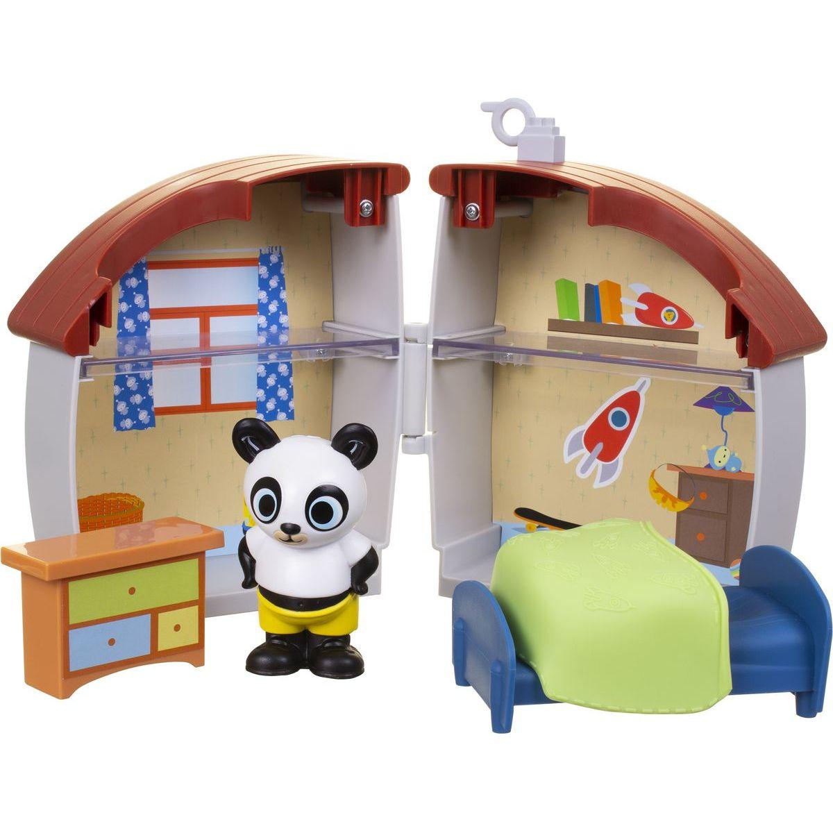 Bing domeček hrací sada Pando