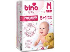 Bino Baby Podložka M 60x60cm 5+1 zdarma