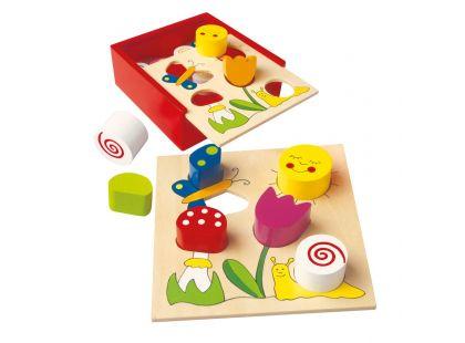 Bino Bella Florina Moje první puzzle