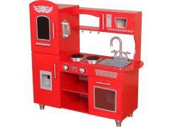 Bino Dětská kuchyňka Ruby s příslušenstvím