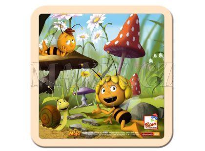 Bino Dětské puzzle Včelka Mája 4d 13624