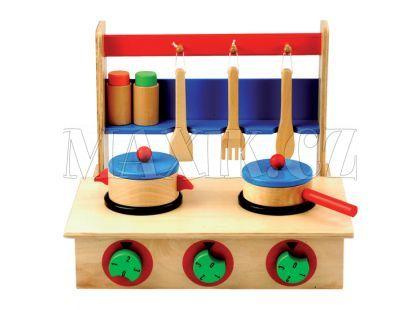 Bino Dětský vařič s příslušenstvím 7dílů