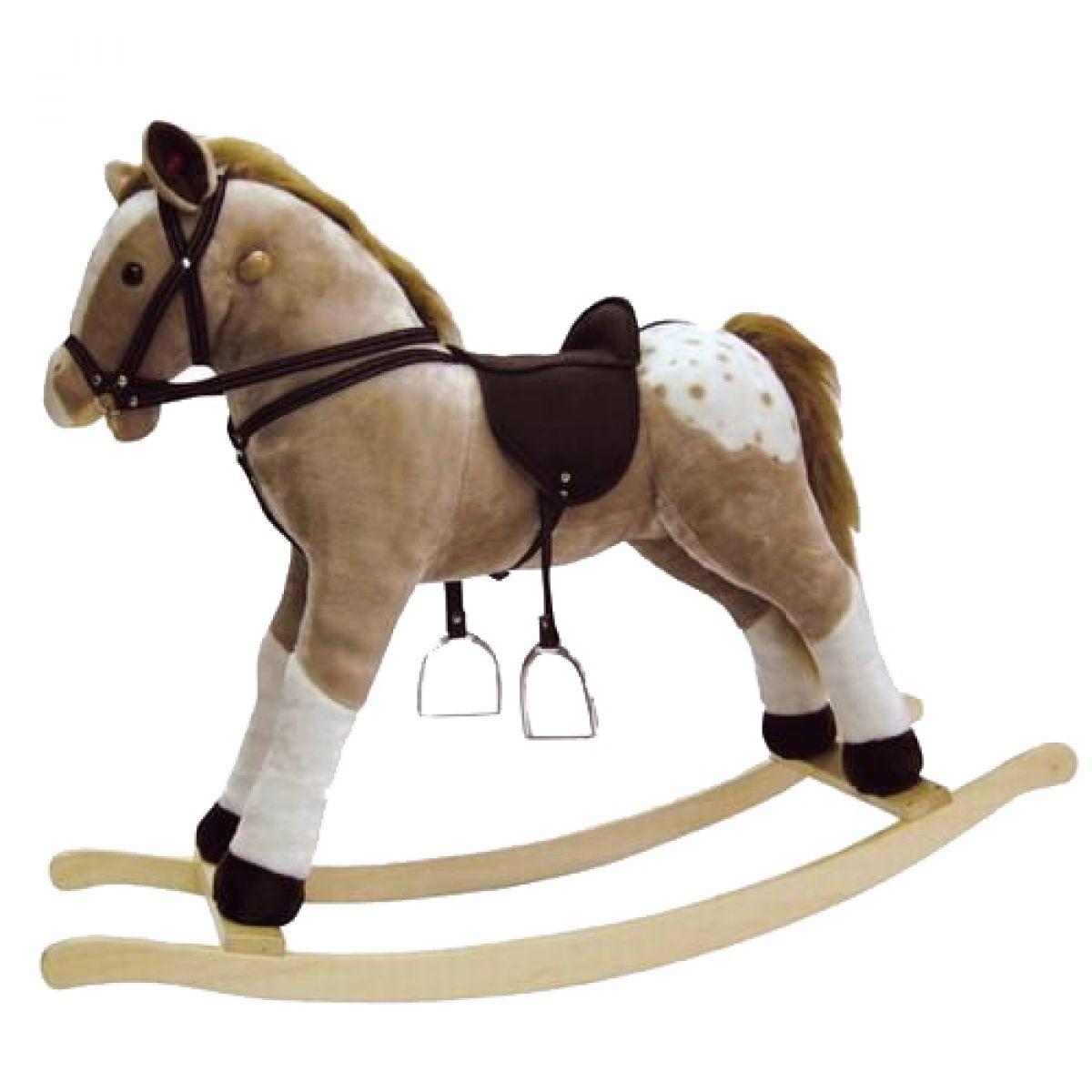 Bino Houpací kůň MAXI Puntík
