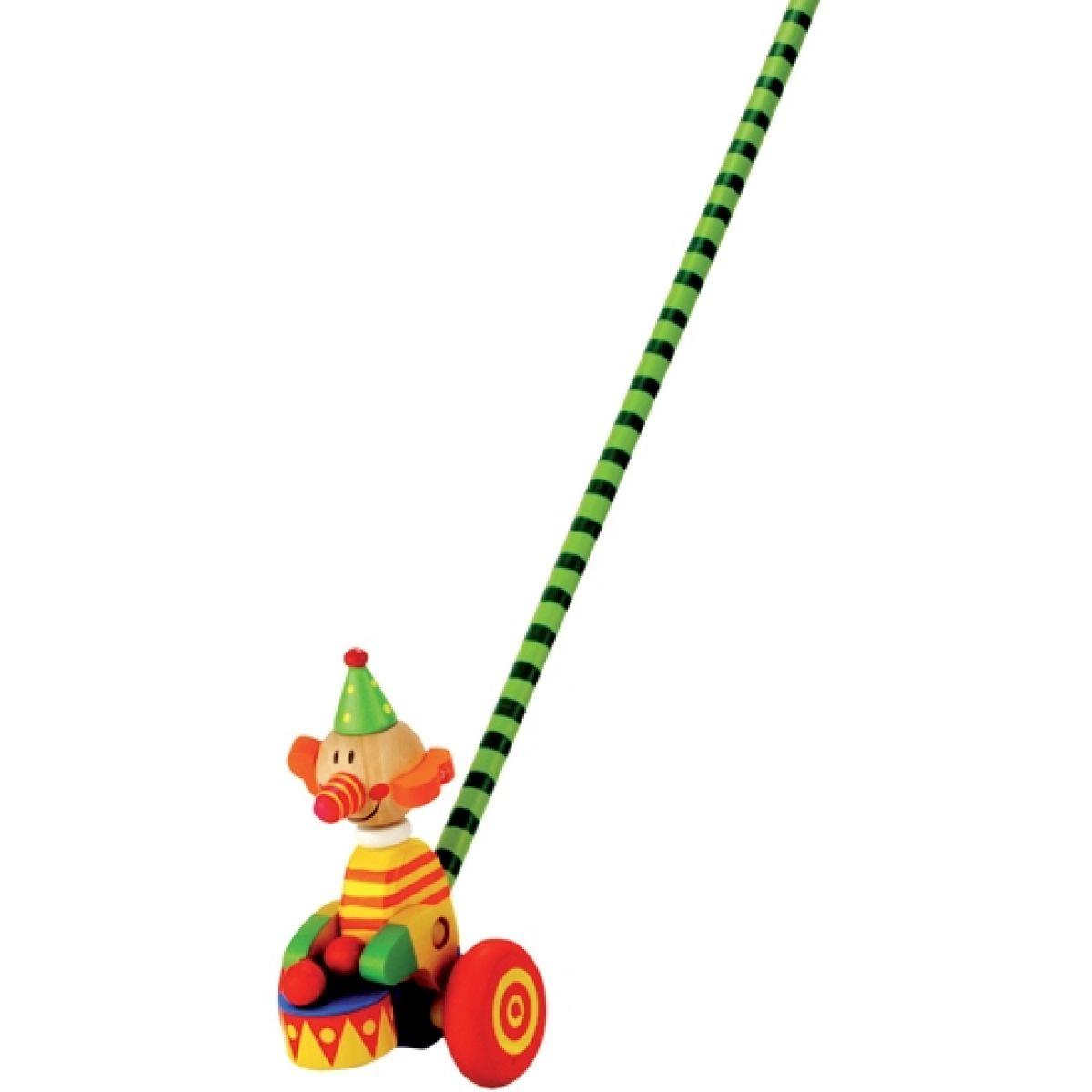 Bino Jezdík klaun