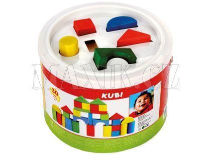 Bino Kostky v kbelíku 30 kusů