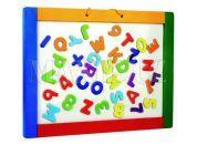 Bino Magnetická tabule s písmeny