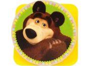 Bino Máša a medvěd Magnetický klip Medvěd
