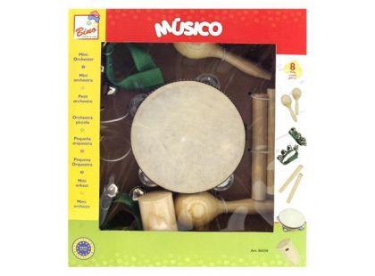 Bino Mini orchestr 8 ks