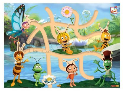 Bino Najdi správnou hlavičku Včelka Mája
