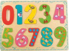Bino Puzzle Číslice