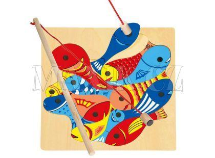 Bino Rybičky s udičkou, magnetická hra