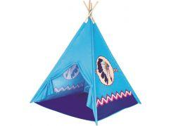 Bino Stan TeePee, indiánský modrý