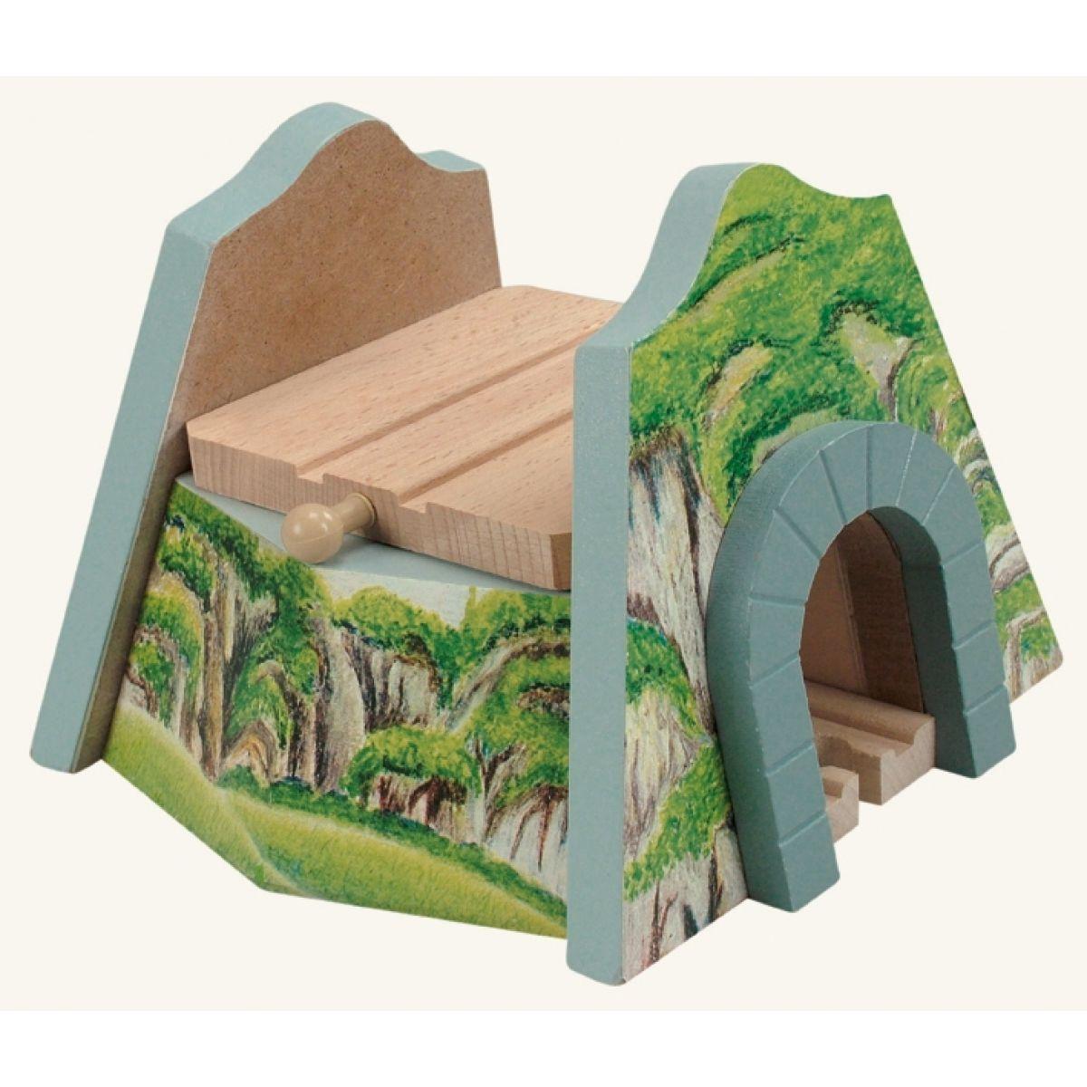 Bino Tunel ze zvuky