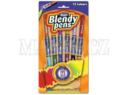 Blendy pens 12 Colour Pack