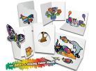 Blendy Pens 3D Creative Cards 2