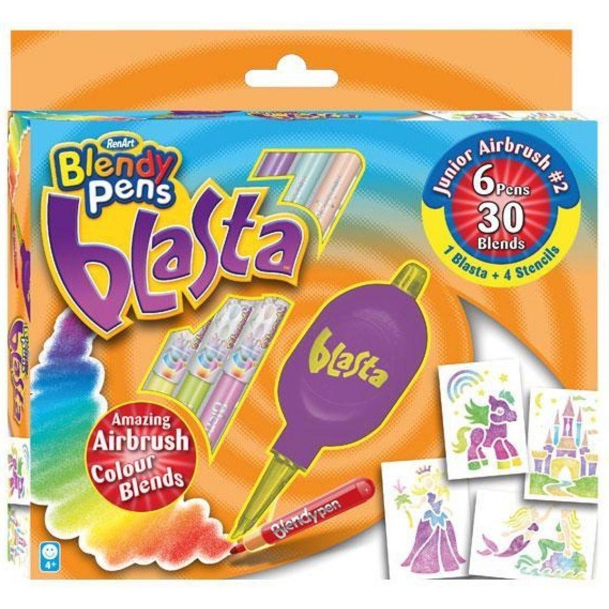 Blendy pens Blasta Junior Airbrush 2