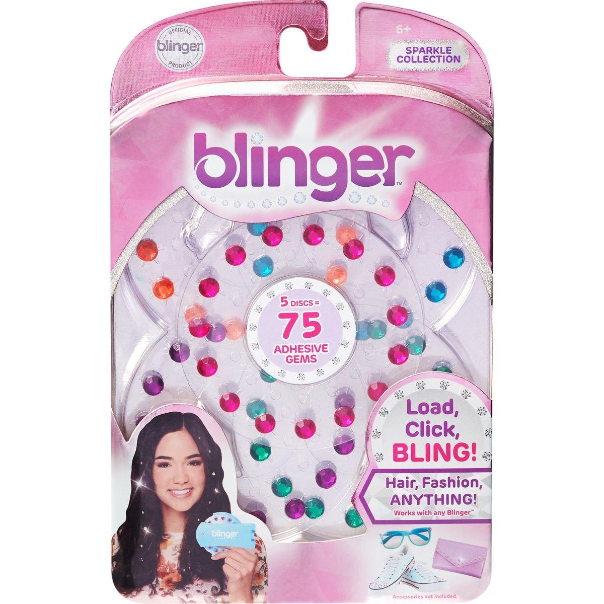 Blinger Náhradní náplň (75 ks)  - barevné
