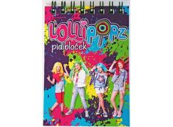 Bloček Lollipopz A7